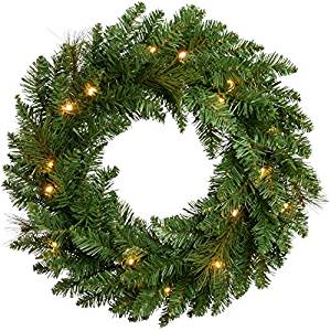 Image of simple Christmas Wreath