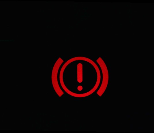 Image of a warning light