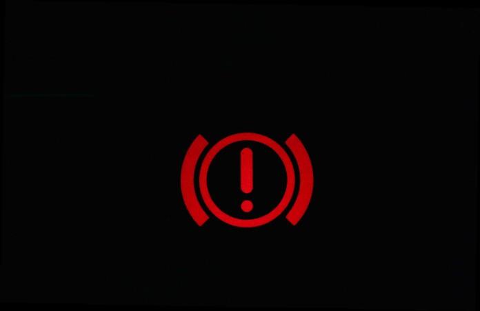 Image of a warning light