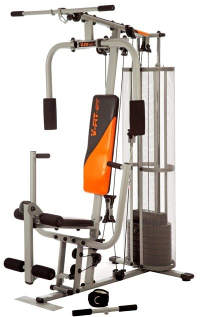 V-fit Herculean Cug2 Compact Home Gym