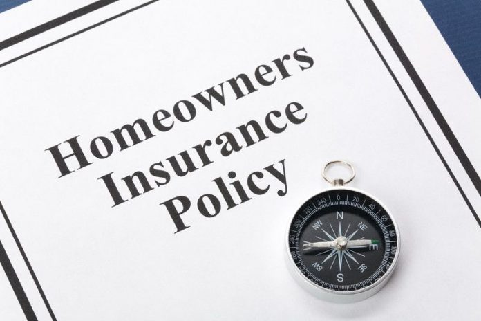 Image of Homeowners Insurance Policy document