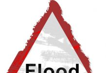 Image of a Flood sign