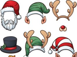 Christmas Hats for all the family - Home Guide Expert