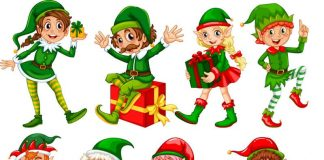 Elf Gifts for all the family - Home Guide Expert