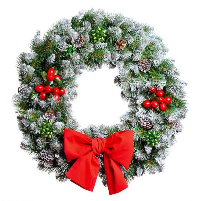 Christmas Wreaths - Home Guide Expert