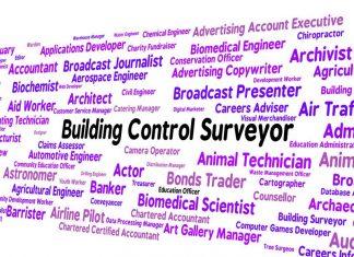Image of the word Building Control Surveyor