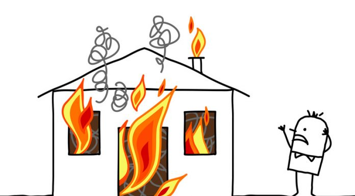 How to report fire damage to an insurer - Home Guide Expert