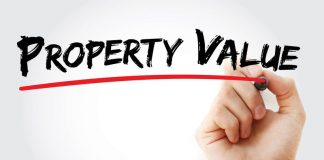 Image of the words Property Value