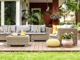 Image of garden furniture