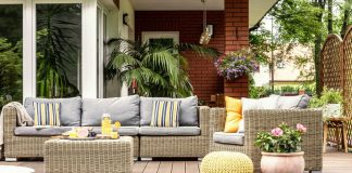 How to store garden furniture for the winter - Home Guide Expert