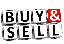 Image of the words Buy & Sell
