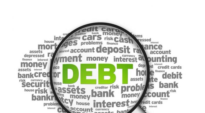 How to deal with debt - Home Guide Expert