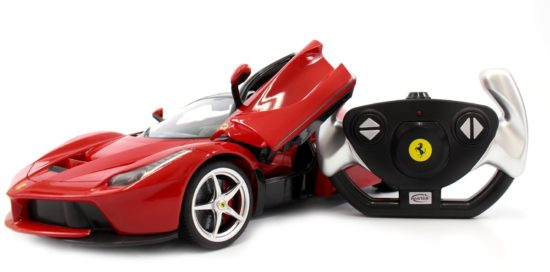 LaFerarri Remote-Controlled Car 1:14 Scale with Opening Doors