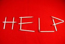 Image of the word help